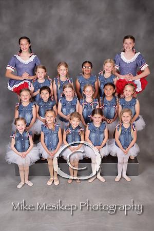 4:45 - Pre-Ballet 2