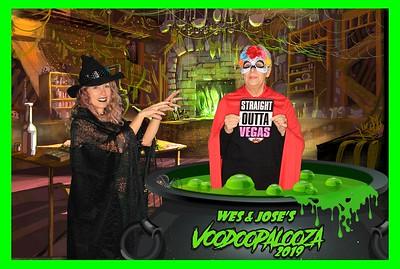 Wesley & Jose's Voodoopalooza 2019