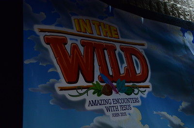 2019 Kids Adventure Week - In The Wild