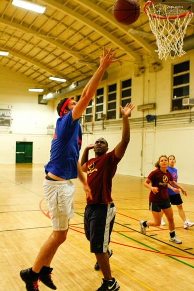 Zog Basketball 04/28/14