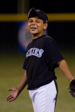 Rockies baseball July 14,2007