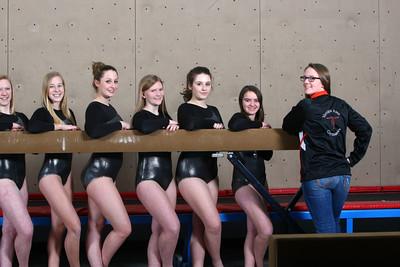 Viroqua gymnastics GYM1415