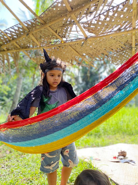 Nayan Is Five