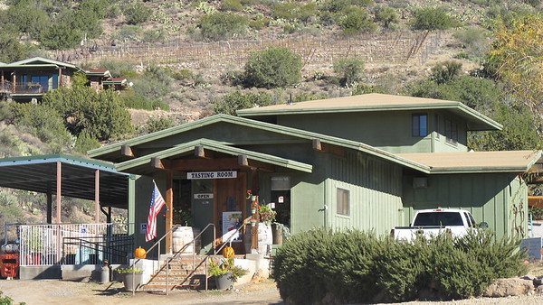 Sedona Wineries