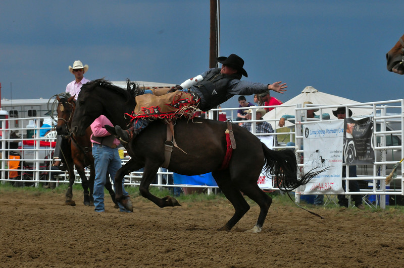 Byers 4th of July Rodeo 2014