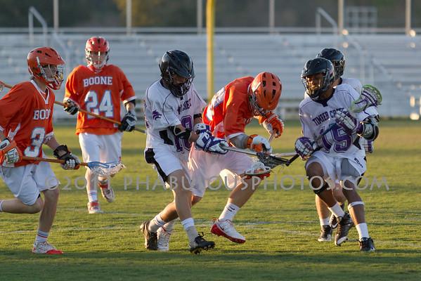 Boone Boys JV Lacrosse 2011 - #24