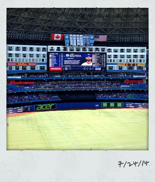 Baseball Stadium #16