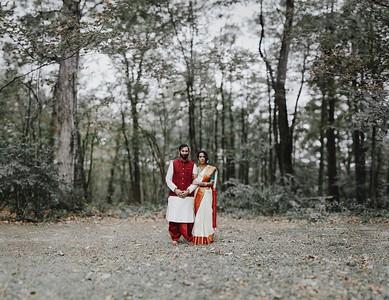 Jaymin & Sunita. Married.