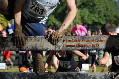 2013 Westchester Trauma Mud Run, September 22, 2013