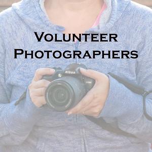 Volunteer Photographers