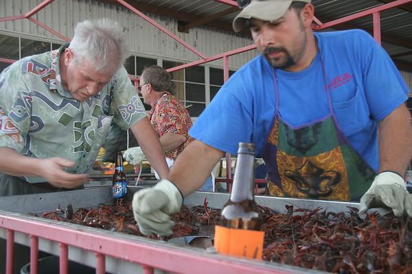 2011 - 05-07 Krewe of Centaur Crawfish Boil