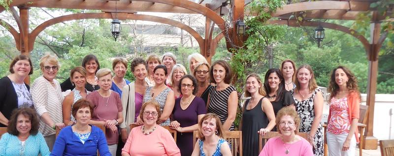 Sisterhood Cocktail Party, August 30, 2015