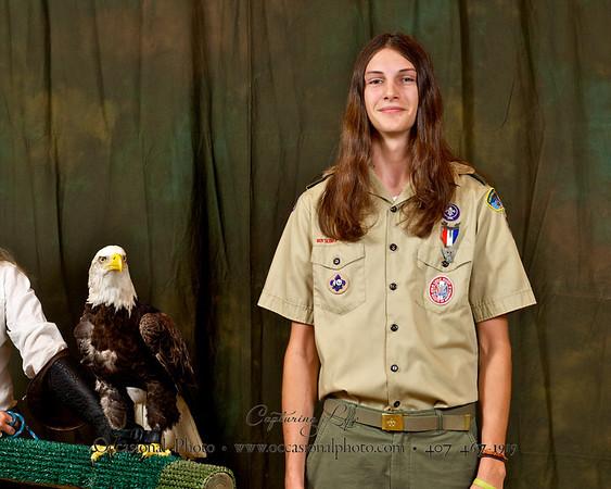 Central Florida Council Banquet Eagle Photos-June 15, 2012