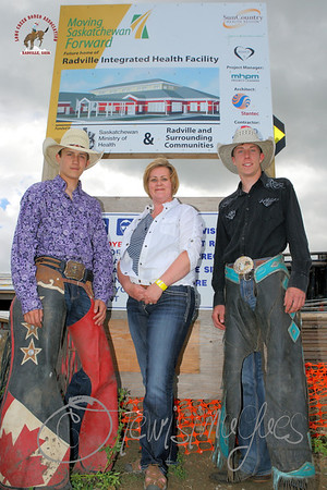 Long Creek Rodeo 2013 - Saturday Hilites