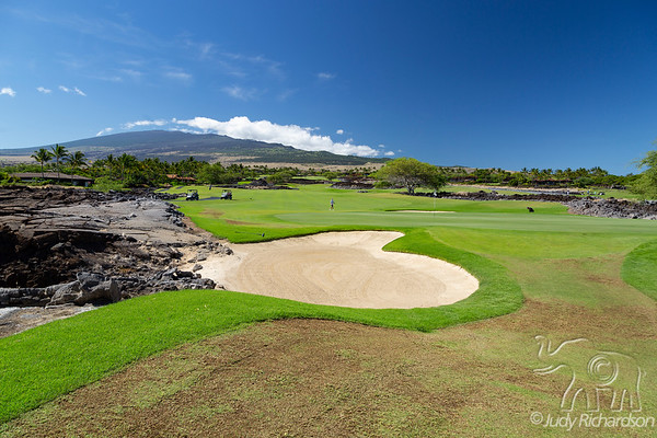 Hualalai Golf Course ~Kukio