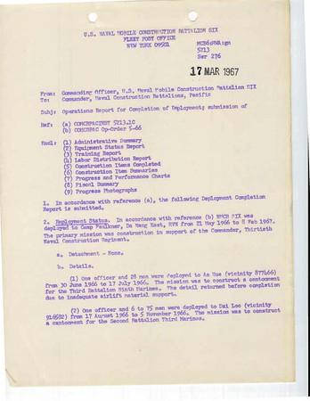 NMCB-6 1966