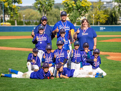 Baseball MČR U9 Blansko 2019