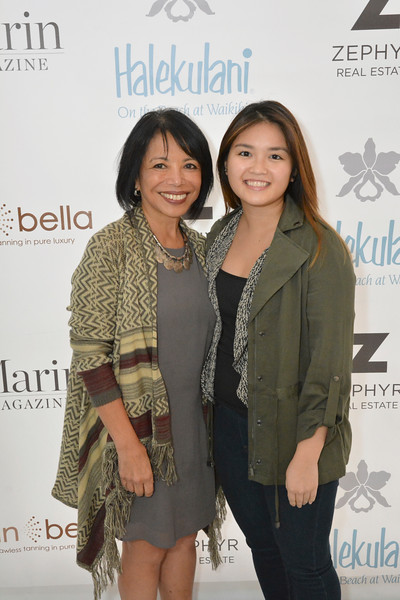 Linda Kranzke and Ashley Nguyen