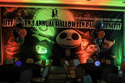 Jeff Cohen's Halloween Party Benefit  10/22/16