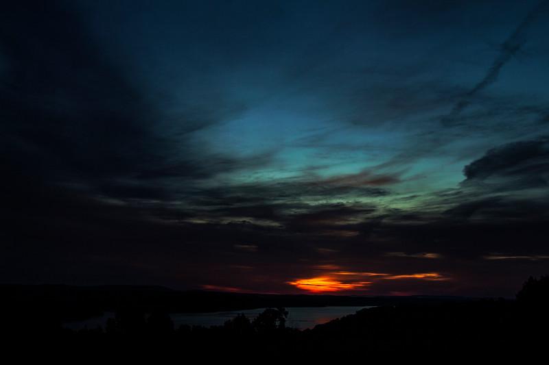 8.25.17 - Beaver Lake: Sunrise