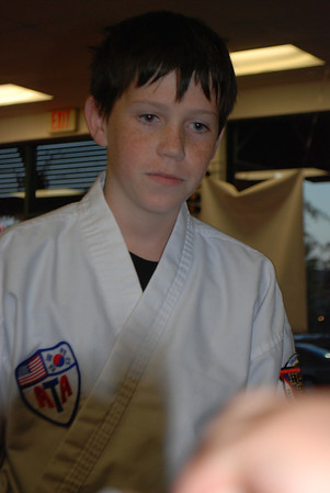 Karate 10-25-12