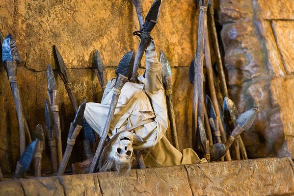 Indiana Jones Epic Stunt Spectacular!