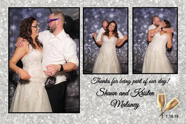 Maloney Wedding