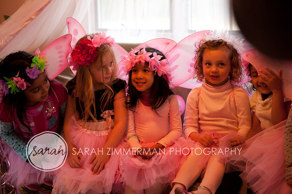 Ruby's Pretty Pink Princess Party