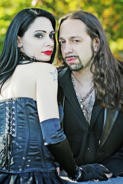 Andrew & Catherine - Halloween Wedding