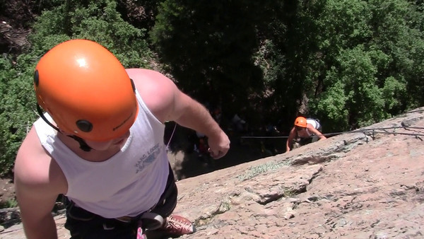 PRTL 1230 Rock Climbing I