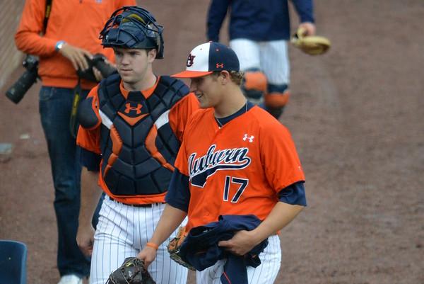 2013 Baseball Auburn vs Ole Miss