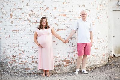 Kristen Maternity Photos 2017