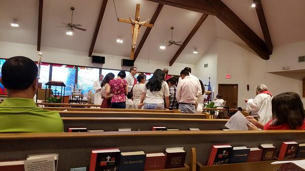 Daniel Angel Magana - Baptism - 5/20/2018