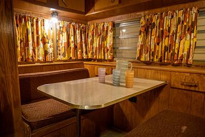 1966 Mustang (Westward Coach) Interior Dinette