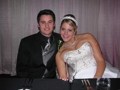 Heather and Brett