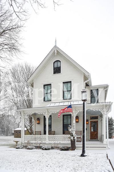 Snowing Around Town 1-31-2021