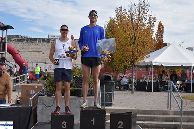 2018 Magic City Half Marathon: Awards