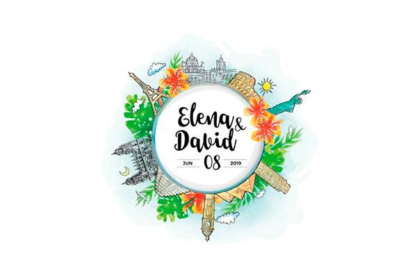 Elena & David - 8 junio 2019