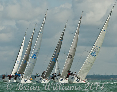 Cowes Week 2014 Day 5