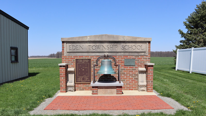 Memorial for the Edton Township School