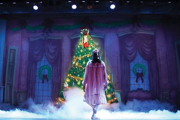 "The San Diego Ballet Presents ""The Nutcracker"""