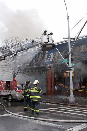Bronx NY 3rd Alarm, 82 E. Burnside Ave, 03-23-14