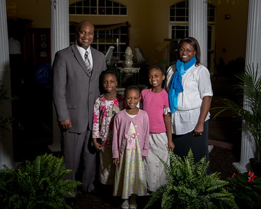 Pastor Lewis Family