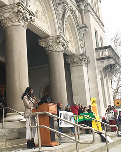 Climate Strike Hartford