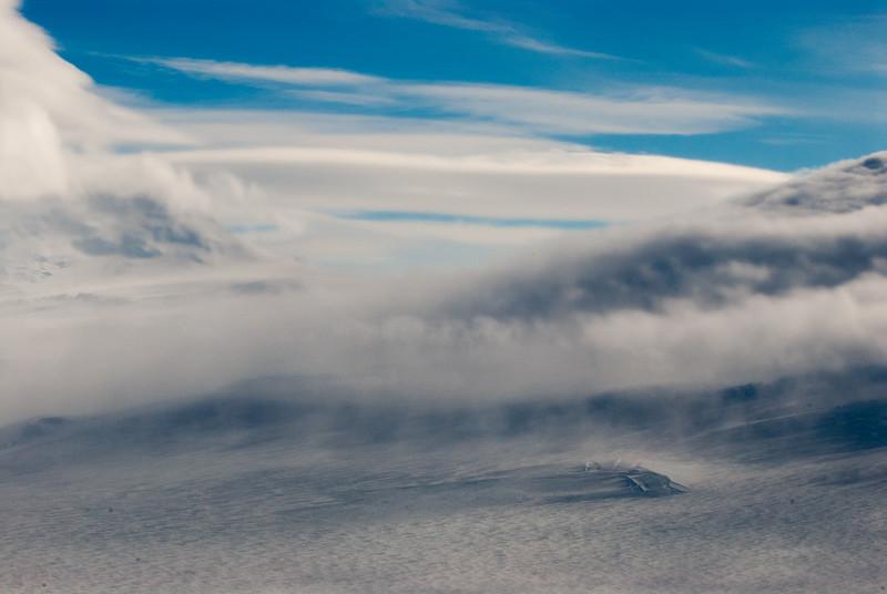 Thwaites Glacier mission, Operation IceBridge 2016