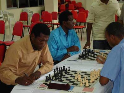 Guyana Rating Toernooi