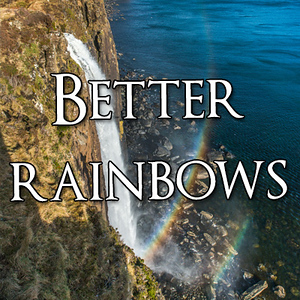 11/06/15- Enhance Rainbows with a CPL filter