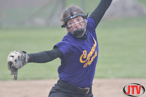 Softball Columbia Central at Concord for 04-15-2021