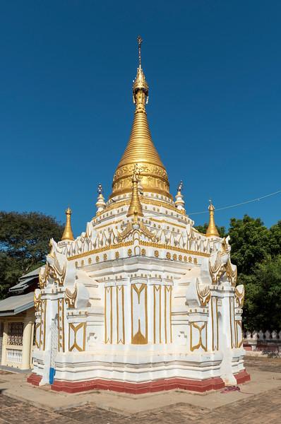 Small Pagoda, Old Bagan
