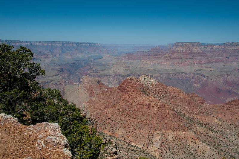 Panorama of Grand Canyon in Arizona, USA